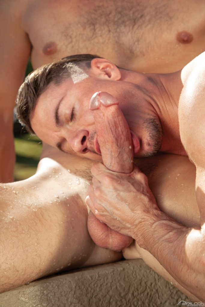 Gay Porn Pics 009 Steven Lee Skyy Knox muscle stud smooth ass tongue rimjob FalconStudios 683x1024 - Skyy Knox, Steven Lee