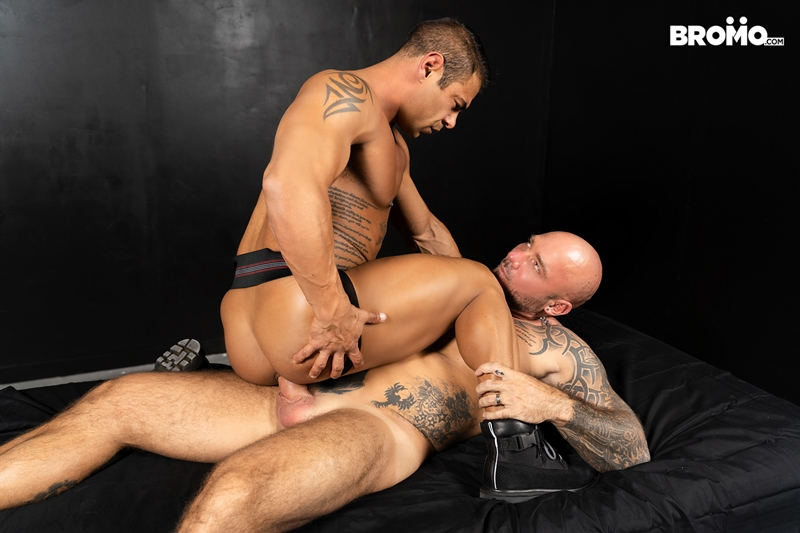 Gay Porn Pics 013 Draven Navarro Jason Collins man blowjob fat cock big mucle ass Bromo - Jason Collins, Draven Navarro