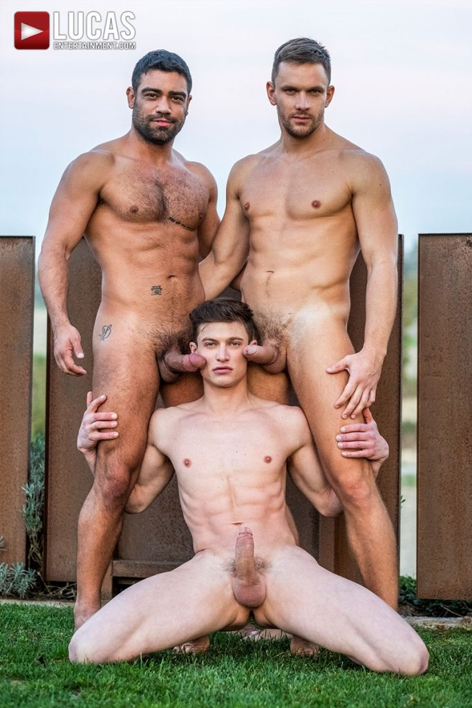 Gay Porn Pics 007 Muscle boys Andrey Vic Wagner Vittoria dominate sexy stud Ruslan Angelo ass holes LucasEntertainment 683x1024 - Andrey Vic, Wagner Vittoria, Ruslan Angelo