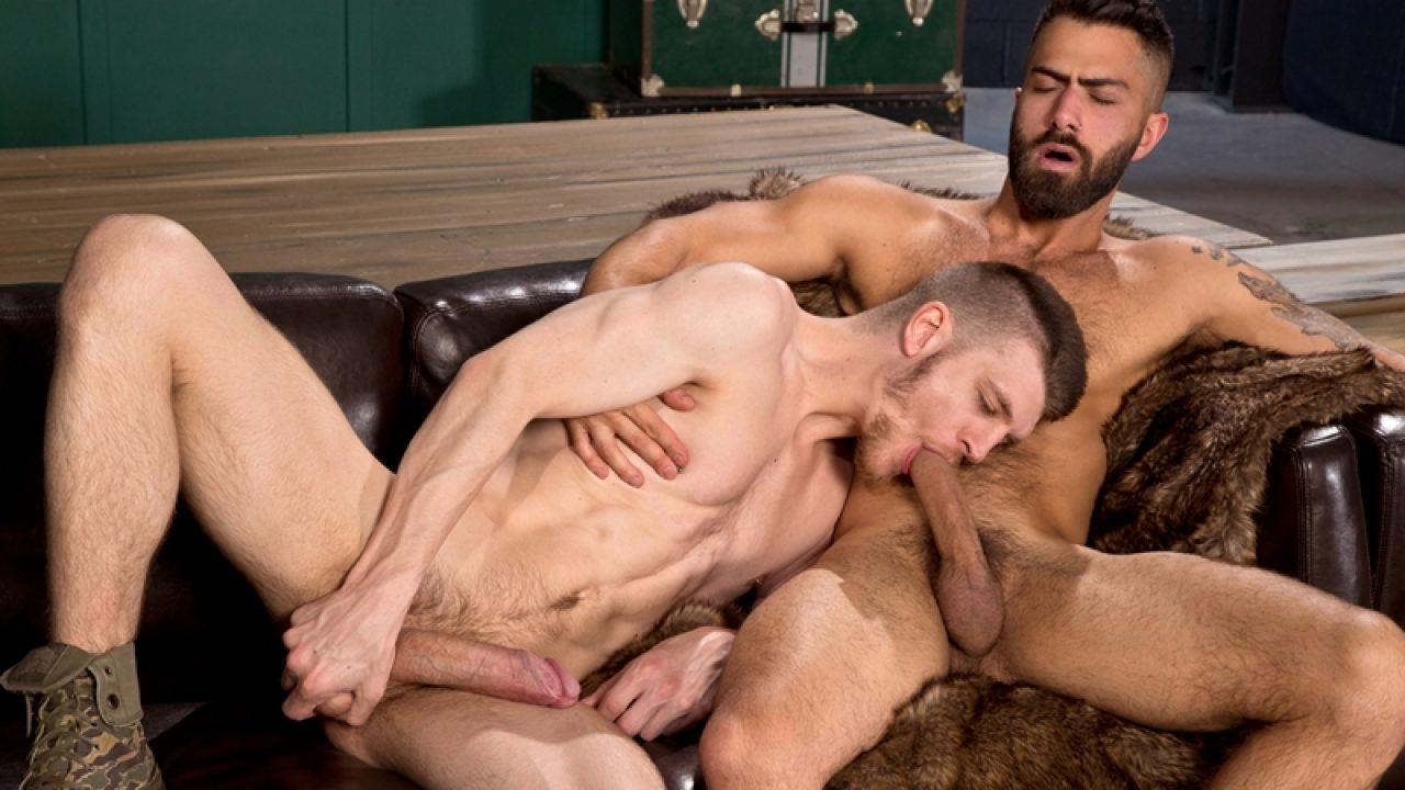 Adam Ramzi Porn Masters adam ramzi, caleb king   gay porn studio blog